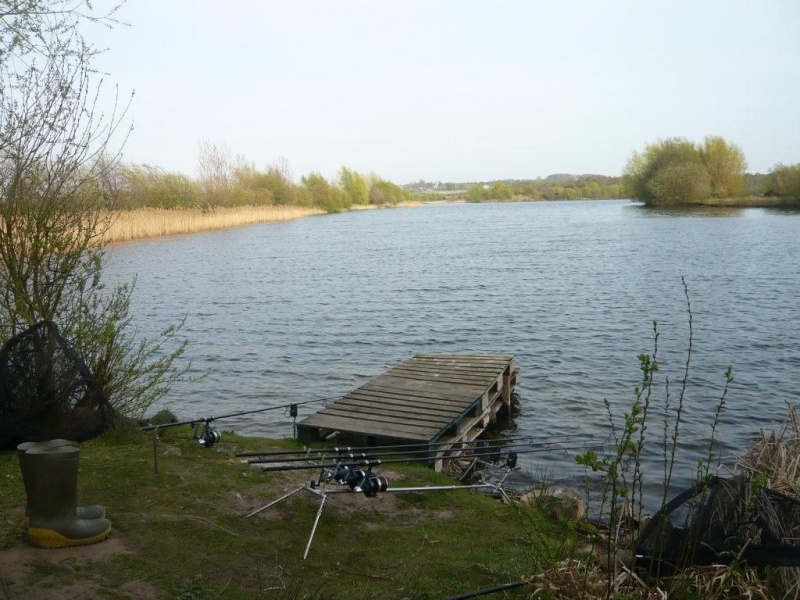 Carp Fishing with accommodation at The Manor House, Manton