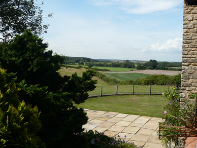 The Manor House Manton - Views over the Trent Valley